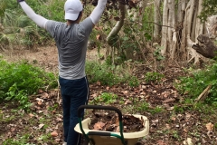 2018 Beach Clean Up and Trail Building (5)