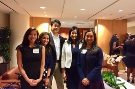 2017 Law Student Mentoring Reception (9)