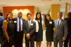 2017 Law Student Mentoring Reception (10)