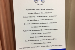 2017 Service Award from the 17th Judicial Circuit Pro Bono Committee (5)