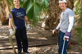 2018 Beach Clean Up and Trail Building (1)