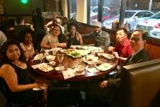 2018 Lunar New Year Dinner