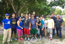 2016 Virginia Key Beach Cleanup & Potluck